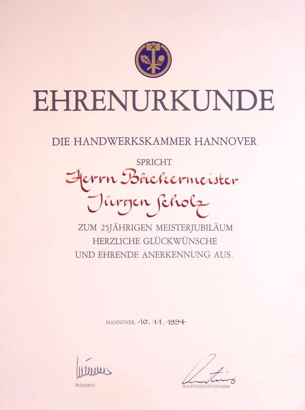 Ehrenurkunde-Juergen-Scholz